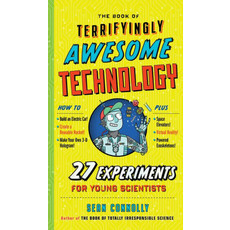 WORKMAN PUBLISHING BOOK OF TERRIFYINGLY AWESOME TECHNOLOGY HB CONNOLLY