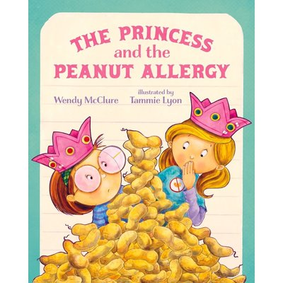 ALBERT WHITMAN THE PRINCESS AND THE PEANUT ALLERGY