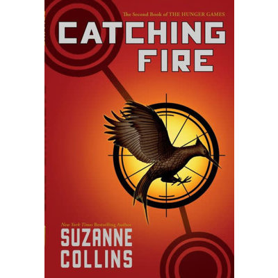SCHOLASTIC HUNGER GAMES 2 CATCHING FIRE PB COLLINS