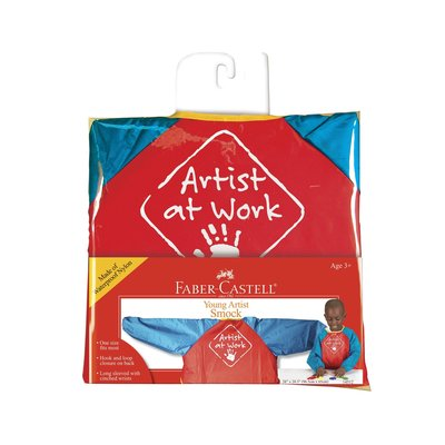 FABER CASTELL YOUNG ARTIST SMOCK