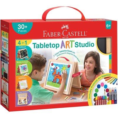 FABER CASTELL TABLETOP ART STUDIO