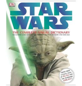 DK PUBLISHING STAR WARS: COMPLETE VISUAL DICTIONARY HB