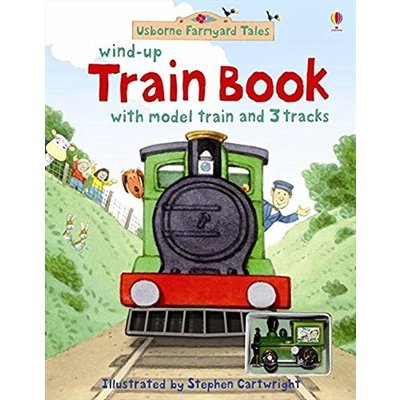 EDC PUBLISHING WIND UP TRAIN BOOK