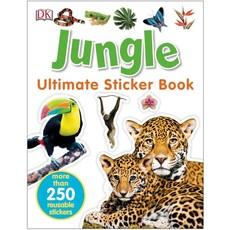 DK PUBLISHING DK ULTIMATE STICKER BOOK 250+ STICKERS