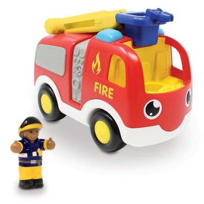 WOW TOYS USA ERNIE FIRE ENGINE