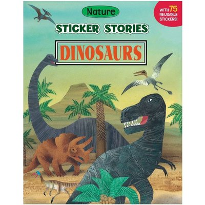 PENGUIN RANDOM HOUSE STICKER STORIES
