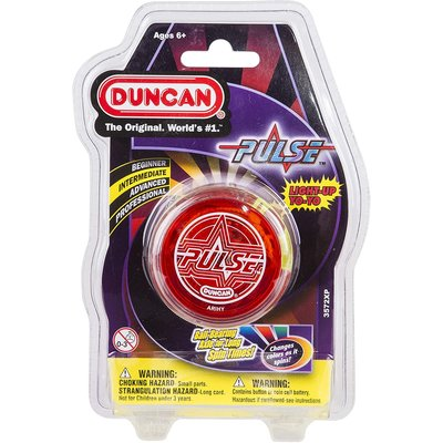 DUNCAN TOYS PULSE LIGHT UP YO YO