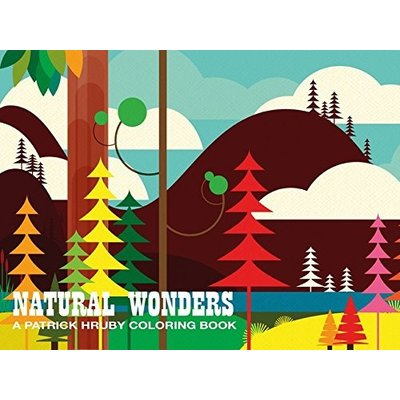 NATURAL WONDERS COLORING