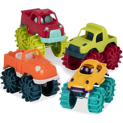 BATTAT / TGTG IMPORT MINI MONSTER TRUCKS