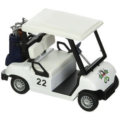 TOYSMITH GOLF CART DIE CAST
