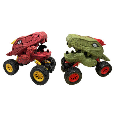 AEROMAX DINO-FAURS FOUR WHEEL ACTION