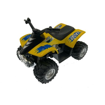 TOYSMITH SMART ATV DIE CAST