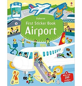 EDC PUBLISHING AIRPORT FIRST STICKER BOOK