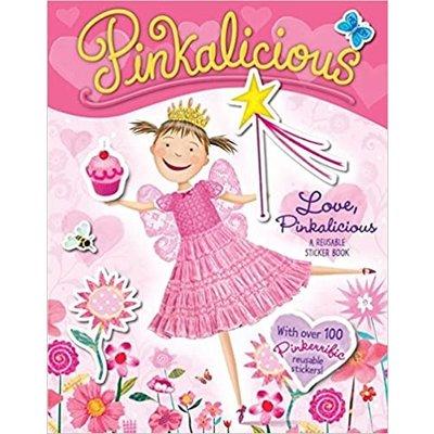 HARPERCOLLINS PUBLISHING PINKALICIOUS STICKER BOOK