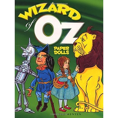 DOVER PUBLICATIONS WIZARD OF OZ PAPER DOLLS