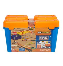 MATTEL HOT WHEELS TRACK BUILDER BOX