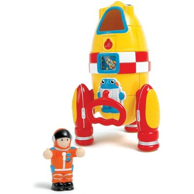 WOW TOYS USA RONNIE ROCKET WOW