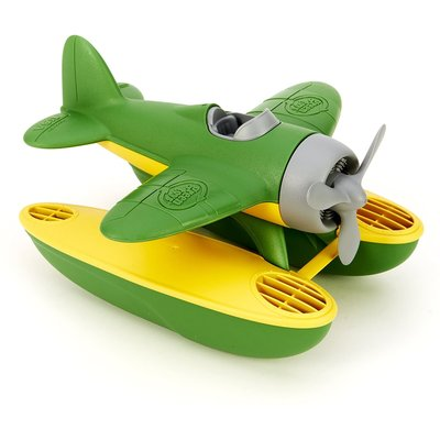 GREEN TOYS RECYCLED SEAPLANE