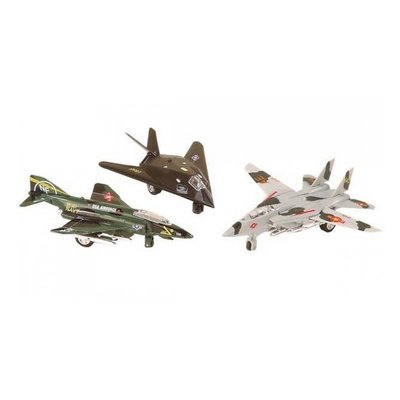 MASTER TOY MILITARY JET WITH LIGHT & SOUND