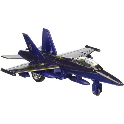 TOYSMITH BLUE ANGELS DIE CAST PLANE