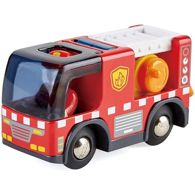 HAPE FIRE TRUCK WITH SIREN