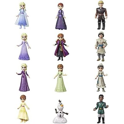 DISNEY FROZEN II SURPRISE CHARACTERS