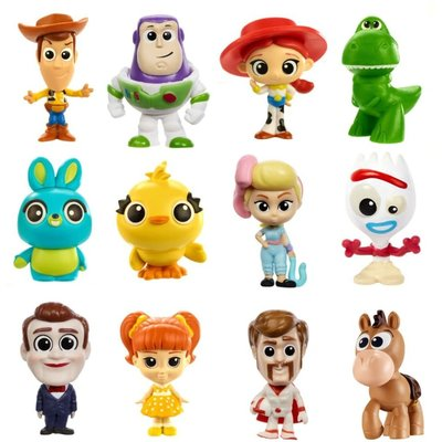 MATTEL TOY STORY MINI FIGURES