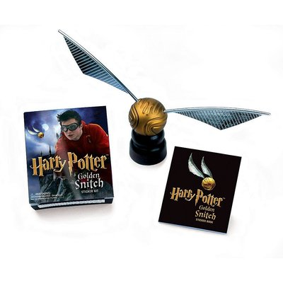 RUNNING PRESS HARRY POTTER GOLDEN SNITCH