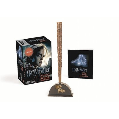 RUNNING PRESS HARRY POTTER HERMIONE WAND & STICKER BOOK
