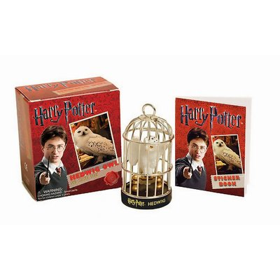 RUNNING PRESS HARRY POTTER HEDWIG OWL KIT