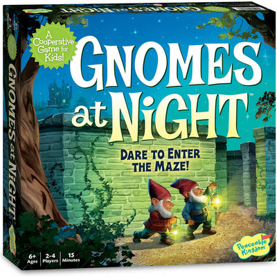 PEACEABLE KINGDOM GNOMES AT NIGHT GAME