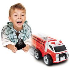 KID GALAXY FIRE TRUCK SOFT BODY R/C*