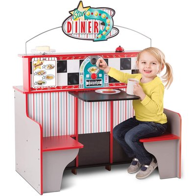 MELISSA AND DOUG STAR DINER RESTAURANT*