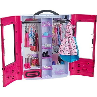 MATTEL BARBIE ULTIMATE CLOSET