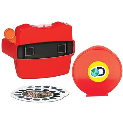 SCHYLLING ASSOCIATES VIEWMASTER DISCOVERY BOXED SET