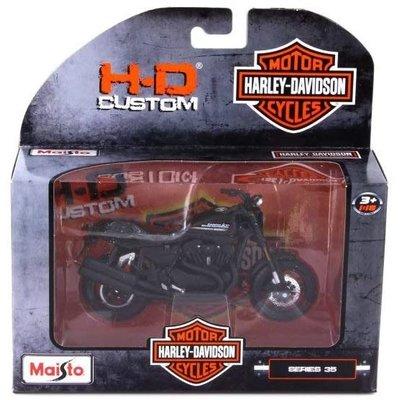 MASTER TOY HARLEY DAVIDSON MOTORCYCLE