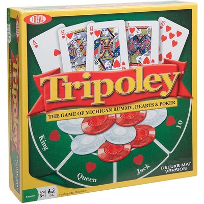 IDEAL TRIPOLEY DELUXE GAME