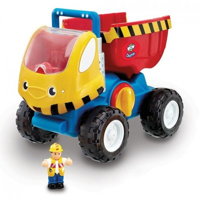 WOW TOYS USA DUSTIN DUMP TRUCK WOW