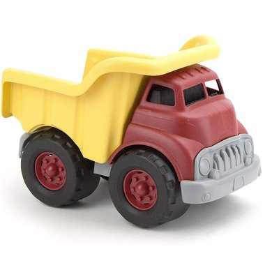 GREEN TOYS RECYCLED DUMP TRUCK