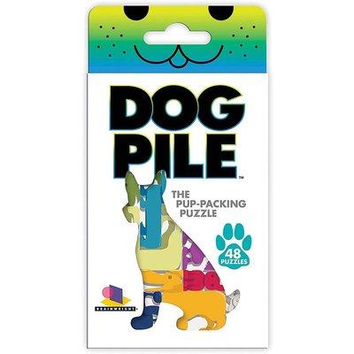 CEACO/ BRAINWRIGHT/ GAMEWRIGHT DOG PILE PUZZLE