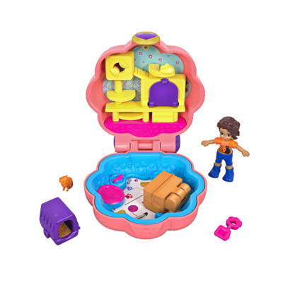 MATTEL POLLY POCKET TINY POCKET PLACES