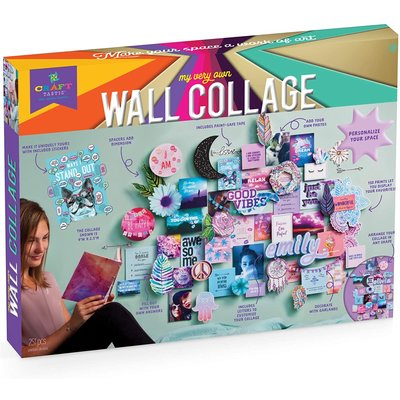 ANN WILLIAMS CRAFT-TASTIC MY VERY OWN WALL COLLAGE KIT