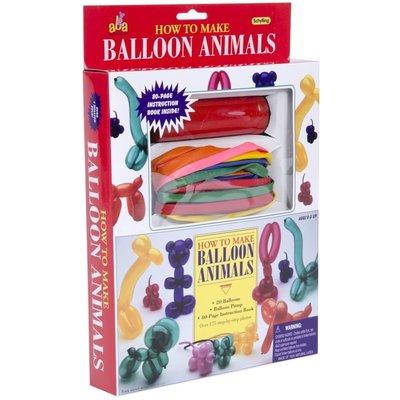 SCHYLLING ASSOCIATES BALLOON ANIMAL KIT