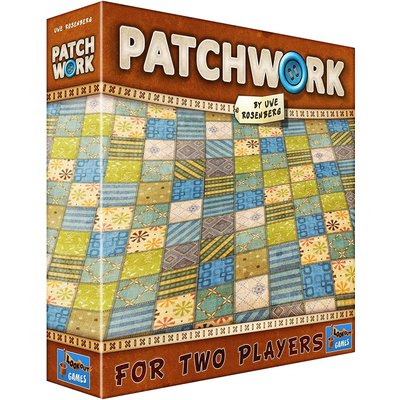 ASMODEE PATCHWORK GAME