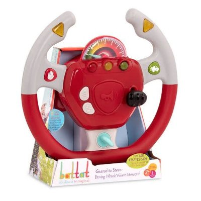 BATTAT / TGTG IMPORT STEERING WHEEL