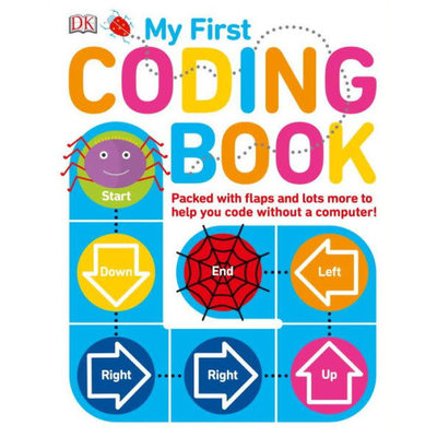 DK PUBLISHING MY FIRST CODING BOOK