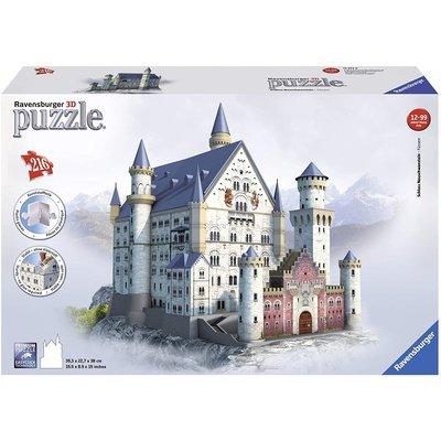 RAVENSBURGER USA NEUSCHWANSTEIN CASTLE 3D PUZZLE