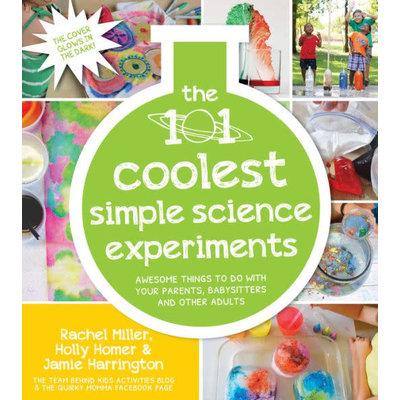 MACMILLIAN 101 COOLEST SIMPLE SCIENCE EXPERIMENTS PB HOMER