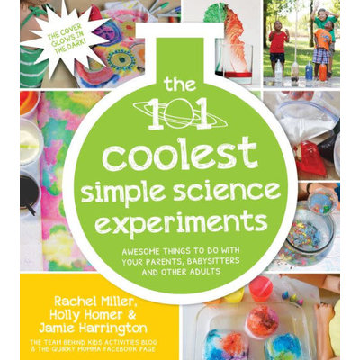 MACMILLIAN THE 101 COOLEST SIMPLE SCIENCE EXPERIMENTS
