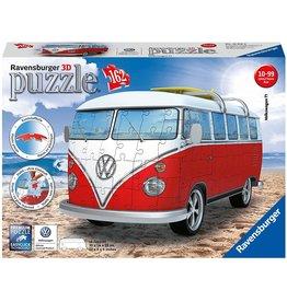 RAVENSBURGER USA VW BUS T1 CAMPERVAN 3D PUZZLE